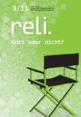 Titelblatt reli. 03/2013