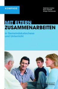 """Cover der Arbeitshilfe """"Mit Eltern zusammenarbeiten"""""""